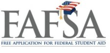 Federal Application for Federal Student Aid Logo